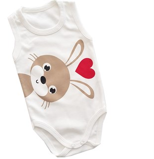 Baby Rabbit Sleeveless Body
