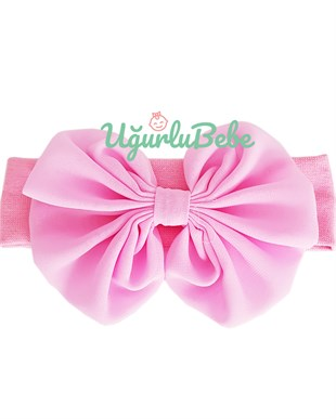 Bandana With Bow 4 Color Available