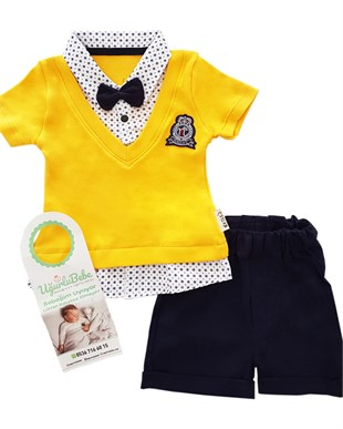 Little Boy 2 Piece  Shorts Set