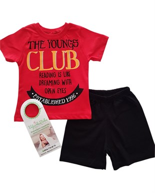 The Youngs Club 2 Piece Shorts Set